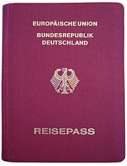 Deutsche passport